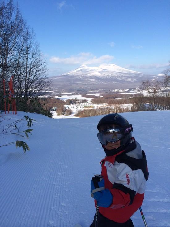 今年は雪がない・・・|函館七飯スノーパークのクチコミ画像2
