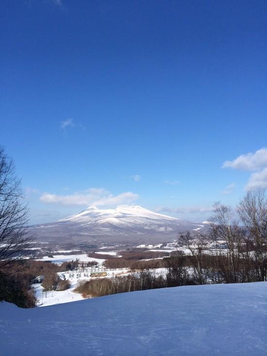 今年は雪がない・・・|函館七飯スノーパークのクチコミ画像3