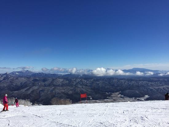 シーズン初滑り|エイブル白馬五竜のクチコミ画像