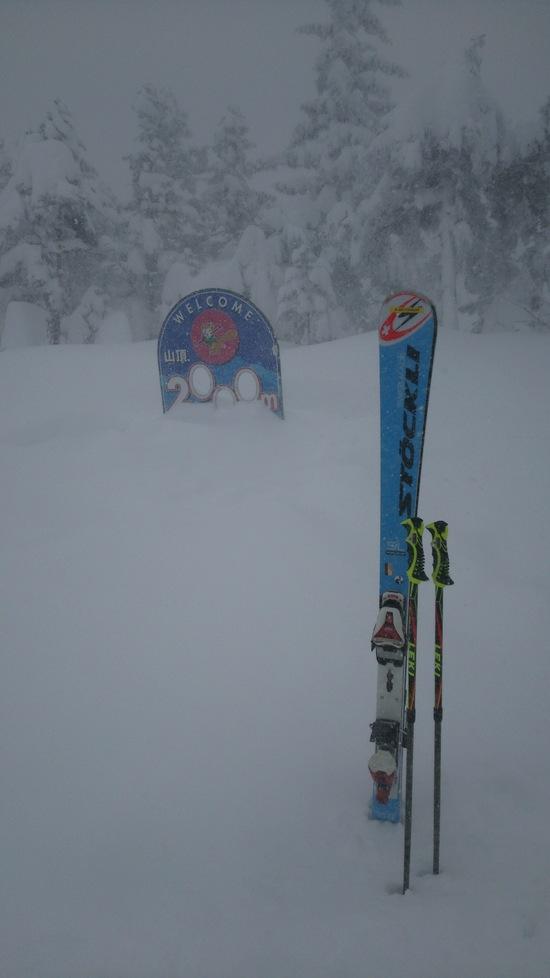 雪質、滑走距離、フラットバーン最高|信州松本 野麦峠スキー場のクチコミ画像