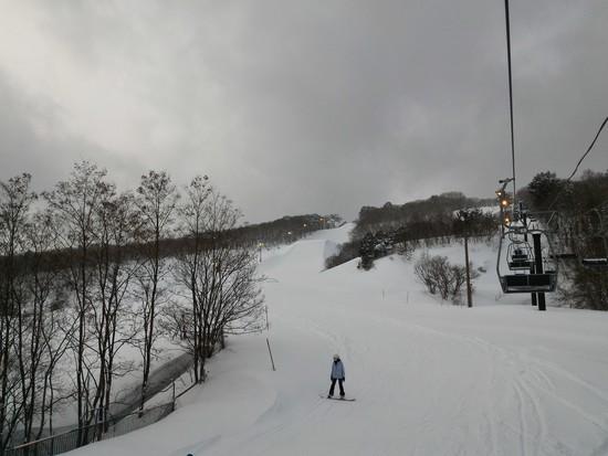 大雪、ファット活躍|星野リゾート アルツ磐梯のクチコミ画像
