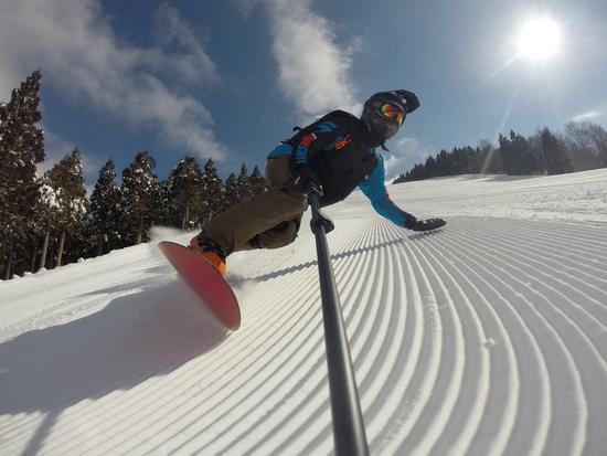 ピーかん(*≧∀≦*)♪|スキージャム勝山のクチコミ画像