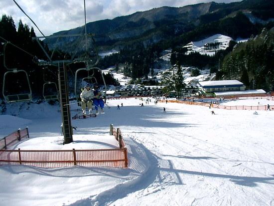 アウトドアインもたいスキー場のフォトギャラリー1