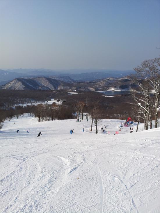 良い天気でした|たんばらスキーパークのクチコミ画像