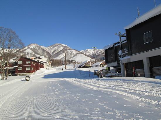 天気最高|栂池高原スキー場のクチコミ画像