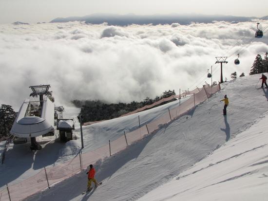 雲上のゲレンデ|Ontake2240のクチコミ画像