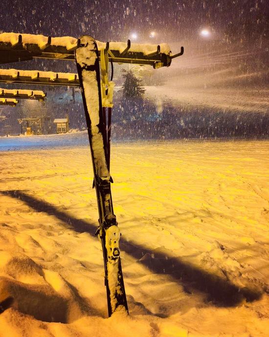 ナイター|斑尾高原スキー場のクチコミ画像