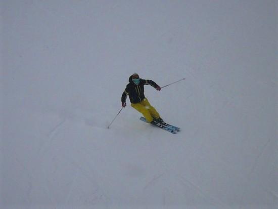 柔らかい雪|信州松本 野麦峠スキー場のクチコミ画像