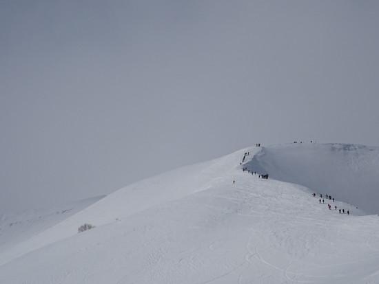 きれいなシュプール|白馬八方尾根スキー場のクチコミ画像