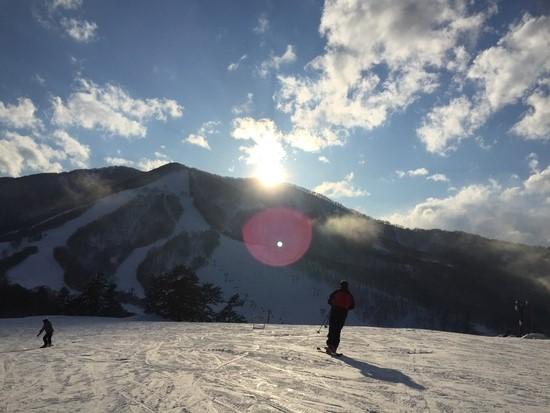初来場|斑尾高原スキー場のクチコミ画像