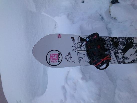 雪山~♪|水上高原スキーリゾートのクチコミ画像