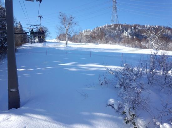 ピーカン!(・∀・)|かぐらスキー場のクチコミ画像