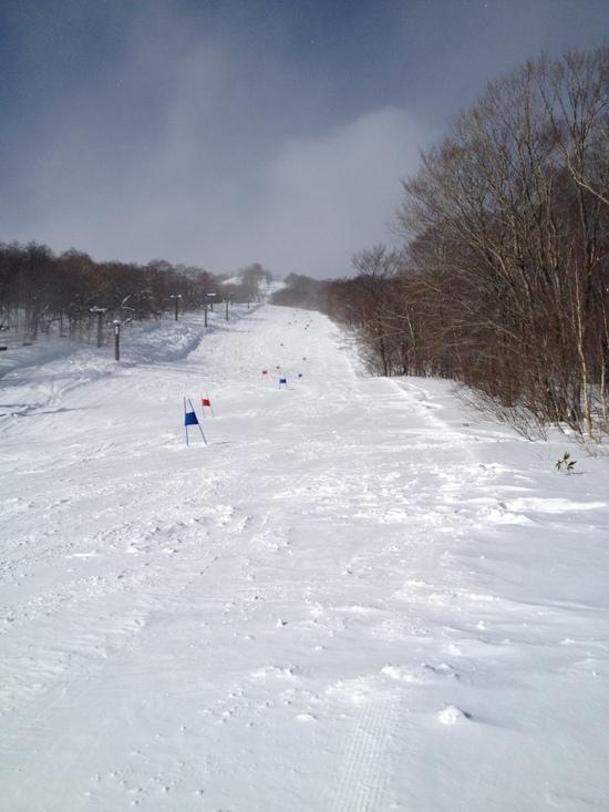 天気良し、寒さ大|網張温泉スキー場のクチコミ画像