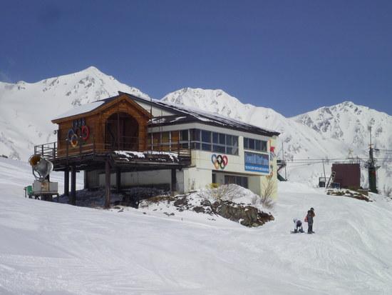春スキー|白馬八方尾根スキー場のクチコミ画像