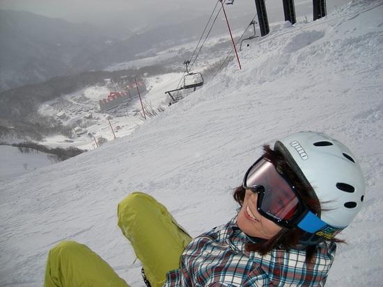 雪もいいけど、雰囲気No.1|白馬コルチナスキー場のクチコミ画像