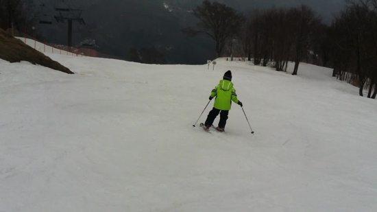女鹿平温泉めがひらスキー場のフォトギャラリー4