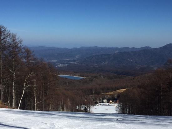 手頃なファミリーゲレンデ|八千穂高原スキー場のクチコミ画像