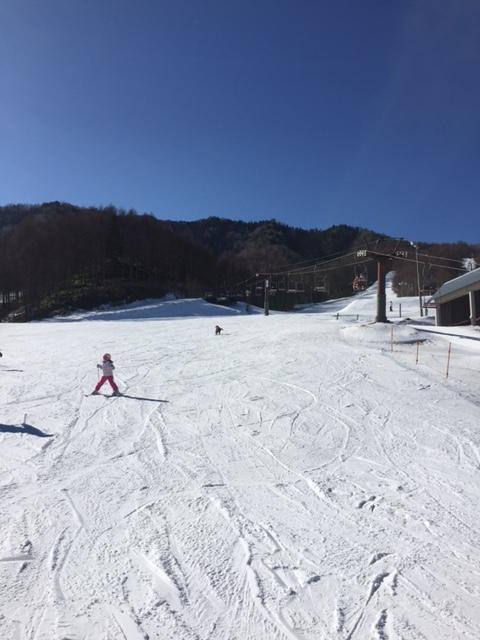 手頃なファミリーゲレンデ 八千穂高原スキー場のクチコミ画像2