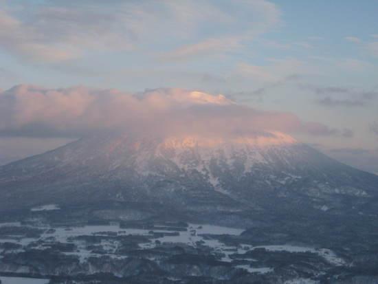 晴れ→雪→晴れ→雪|ニセコアンヌプリ国際スキー場のクチコミ画像