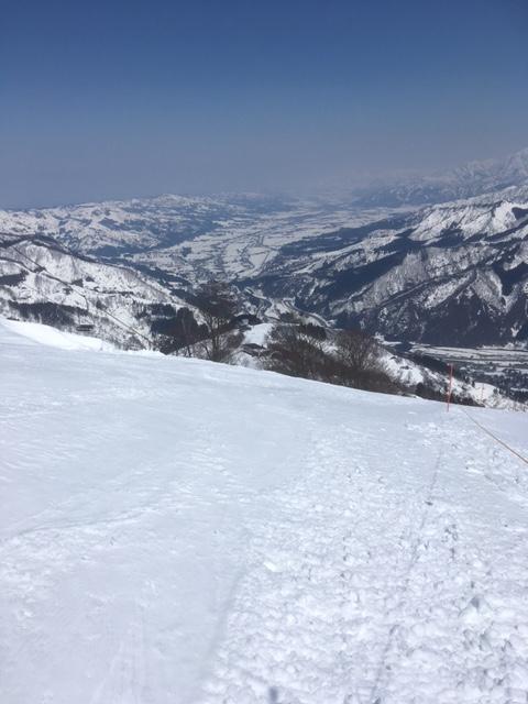 クローズ間近ですが。雪はたっぷりです! 湯沢高原スキー場のクチコミ画像