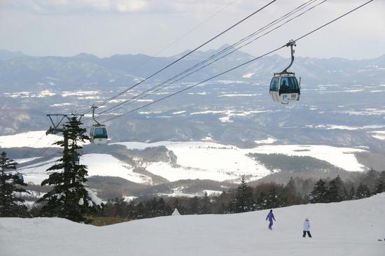 ゴンドラ30分待ち|パルコールつま恋スキーリゾートのクチコミ画像1