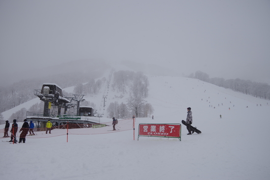 まだまだ雪あります|かぐらスキー場のクチコミ画像