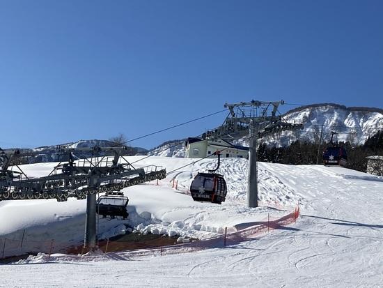 楽しめました!|石打丸山スキー場のクチコミ画像2