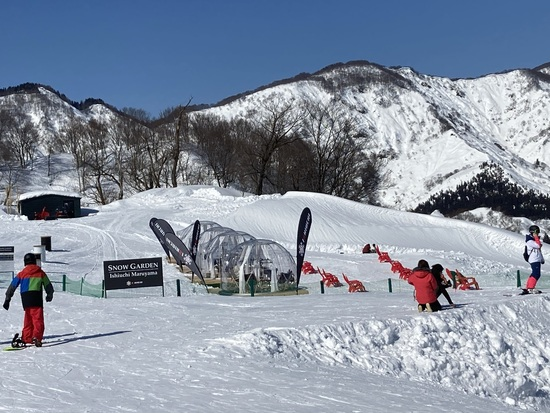 楽しめました!|石打丸山スキー場のクチコミ画像3