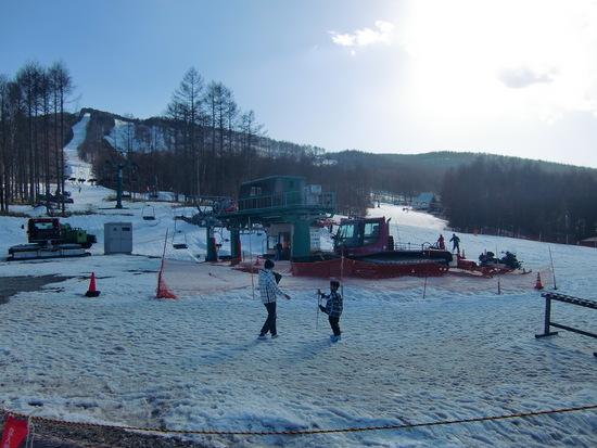 スキーヤーのためのスキー場です|ブランシュたかやまスキーリゾートのクチコミ画像