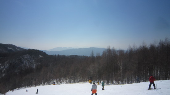 快適です。|ノルン水上スキー場のクチコミ画像3