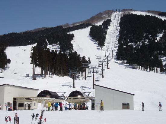 平日のジャム勝|スキージャム勝山のクチコミ画像