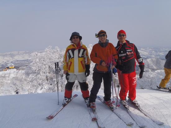 オジサンをスキーに連れてって|野沢温泉スキー場のクチコミ画像