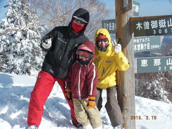 きそふくしまスキー場のフォトギャラリー6