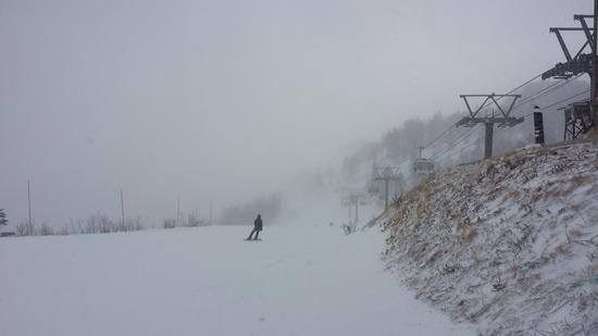 3月だけど寒かった!|川場スキー場のクチコミ画像