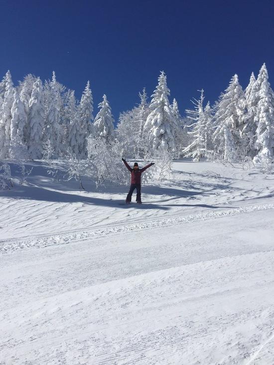 雪質&天気最高|パルコールつま恋スキーリゾートのクチコミ画像2
