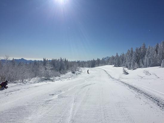 雪質&天気最高|パルコールつま恋スキーリゾートのクチコミ画像3