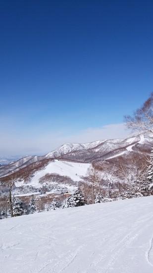 いいお天気でした。|志賀高原リゾート中央エリア(サンバレー〜一の瀬)のクチコミ画像