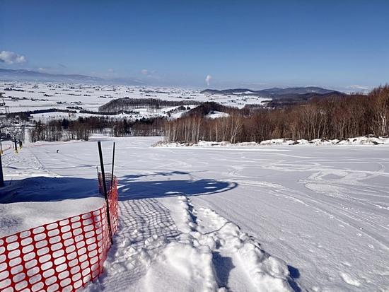 空いているスキー場です。|キャンモアスキービレッジのクチコミ画像2