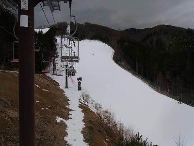 とっても空いています|信州松本 野麦峠スキー場のクチコミ画像