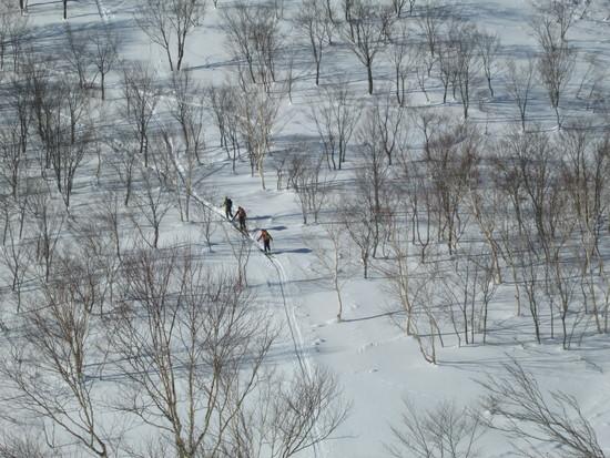 春スキーの兆し、天候最高。|Hakuba47 ウインタースポーツパークのクチコミ画像