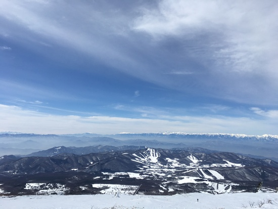 ゲレンデから簡単アクセス別世界へ|菅平高原スノーリゾートのクチコミ画像2
