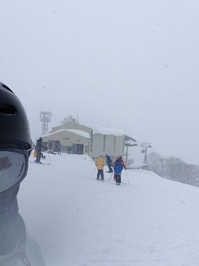 意外に空いてました|白馬岩岳スノーフィールドのクチコミ画像