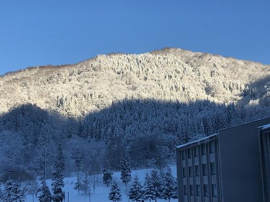 雪が降りスキー環境は整いましたよ!|タングラムスキーサーカスのクチコミ画像1