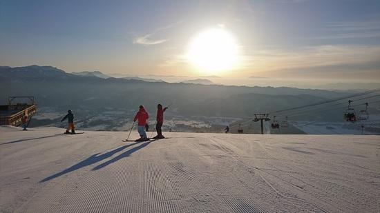 今シーズン最後の朝イチリーゼン|白馬八方尾根スキー場のクチコミ画像