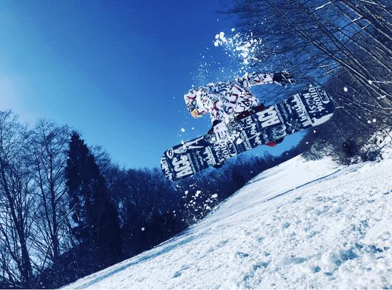 飛躍|栂池高原スキー場のクチコミ画像