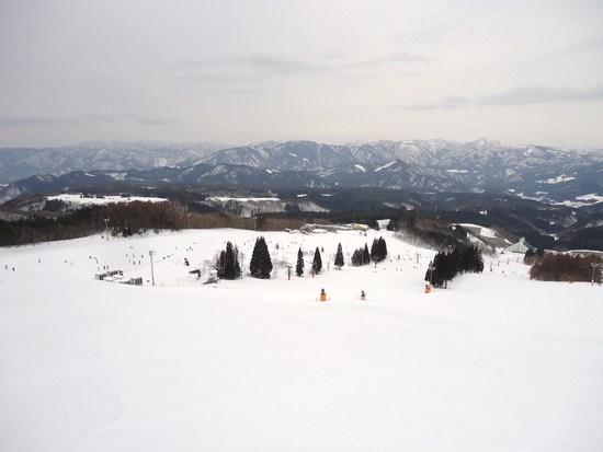 リフトに乗ってる時間が短い!|鷲ヶ岳スキー場のクチコミ画像