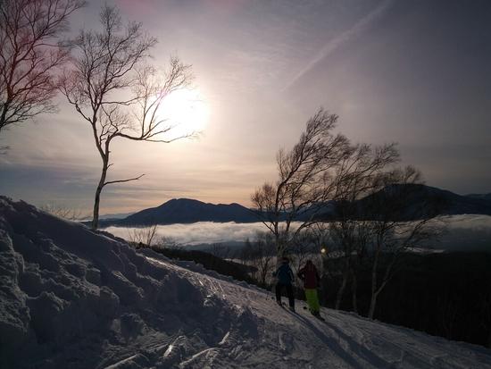 雲海!!|タングラムスキーサーカスのクチコミ画像
