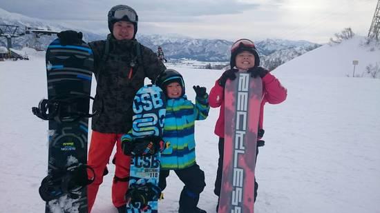 2017滑り納め|ムイカスノーリゾートのクチコミ画像