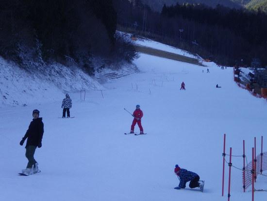 初心者コースがオープン|あさひプライムスキー場のクチコミ画像