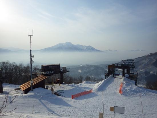 妙高山|斑尾高原スキー場のクチコミ画像2